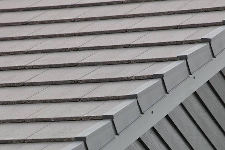 Concrete Roof Tiles Skardvila Accessories Flashings